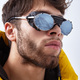 Portrait of mountaineer in winter clothes and ultraviolet protected sunglasses - PhotoDune Item for Sale