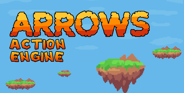 Arrows 2D Platform Action Engine            Nulled