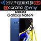 Samsung GALAXY Note 9 Ocean Blue - 3DOcean Item for Sale