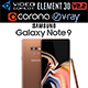 Samsung GALAXY Note 9 Metallic Copper - 3DOcean Item for Sale