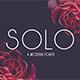 Solo - GraphicRiver Item for Sale