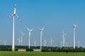 Wind power generators in Germany - PhotoDune Item for Sale