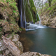 Bigar Cascade Falls in Beusnita Gorges National Park, Romania - PhotoDune Item for Sale