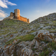 antique fortress ruins. Enisala - PhotoDune Item for Sale