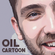 Premium Cartoon Oil Paint