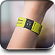 Paper Band Mock-up 3 - GraphicRiver Item for Sale