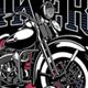 Vintage Motorcycle Emblem - GraphicRiver Item for Sale