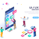 User Interface Design Hero Banner - GraphicRiver Item for Sale