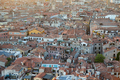 Aerial view of Venice roofs, city and buildings - PhotoDune Item for Sale