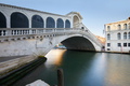 Rialto bridge and The Grand Canal in Venice, nobody in Italy - PhotoDune Item for Sale