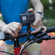 Mount an action camera on mountain bike - PhotoDune Item for Sale