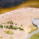 Aerial view of seashore and a beach - PhotoDune Item for Sale