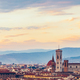 Skyline of ancient city of Florence, Italy. - PhotoDune Item for Sale