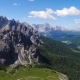 National Nature Park Tre Cime In the Dolomites Alps. Beautiful Nature of Italy - VideoHive Item for Sale