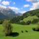 Scenic View of the Beautiful Landscape in the Alps - VideoHive Item for Sale