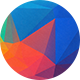 Colorful Polygon Backgrounds Vol.3