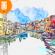 Hand Painted Watercolor Sketch PS Action - GraphicRiver Item for Sale