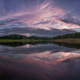 Sunset reflected in the water - PhotoDune Item for Sale