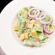saesar slad on white dish - PhotoDune Item for Sale
