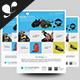Sports Product Promotion Flyer - GraphicRiver Item for Sale