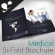 Medical Bi-Fold Brochure - GraphicRiver Item for Sale