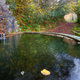 Fountain and pond on the edge of a rural path - PhotoDune Item for Sale