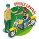 Border Control Isometric Composition - GraphicRiver Item for Sale