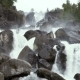Cascade Mountain Waterfall. - VideoHive Item for Sale