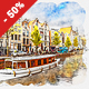 Urban Sketch Photoshop Action - GraphicRiver Item for Sale