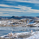 Winter landscape with Wolford Mountain Reservoir - PhotoDune Item for Sale