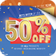 Sales Discount Flyer - GraphicRiver Item for Sale