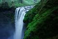 Famous Skogafoss waterfall - PhotoDune Item for Sale