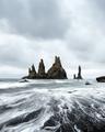 "Basalt rock formations ""Troll toes"" - PhotoDune Item for Sale"