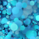Soft Blue Particles - VideoHive Item for Sale
