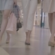Fashion Womens Legs  in Shopping Center - VideoHive Item for Sale