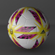 Adidas Argentum 18 soccer ball, season 2018/19 - 3DOcean Item for Sale