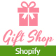 Free Download Gift shop - Gift, flower, toy & accessories Shopify stores Nulled