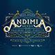 Andimia Layered Font Family