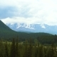 View of the Mountains From the Road - VideoHive Item for Sale