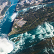Fantastic aerial views of the Niagara Falls, Ontario, Canada - PhotoDune Item for Sale