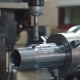 CNC Drilling Machine on a Factory - VideoHive Item for Sale