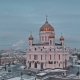 Dome of Cathedral of Christ the Savior - VideoHive Item for Sale