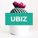 UBIZ Google Slides Template - GraphicRiver Item for Sale