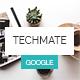 Techmate Google Slides Template - GraphicRiver Item for Sale