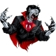 Evil Vampire Picture - GraphicRiver Item for Sale
