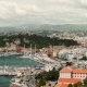 Pan Shot of Nice, Sea and Transportation - VideoHive Item for Sale