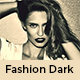 Fashion Dark Photoshop Action