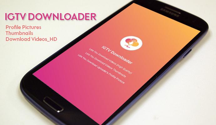 IGTV Video Downloader