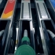 Gas Station Equipment, Bottom View. Fuelling Equipment on a Machine at a Gas Station - VideoHive Item for Sale