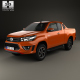 Toyota Hilux Double Cab Revo TRD Sportivo 2016